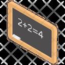 Written Slate Icon