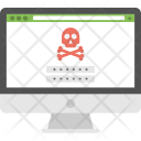Unknown Virus Ransomware Icon