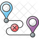 Wrong Route Icon