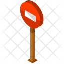 Wrong way Icon