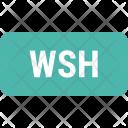 Wsh file Icon
