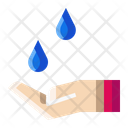 Ablution Islam Water Icon
