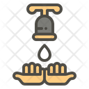 Wudu Ablution Faucet Icon