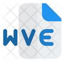 Wve File Audio File Audio Format Icon