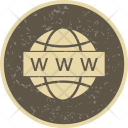 Www Web Search Icon