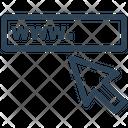 Seo Web Domain Icon