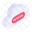 Www Cloud Browsing Internet Browser Icon