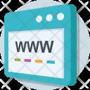 Www Domain Website Icon
