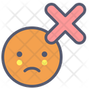 X Mark Mark Abort Icon