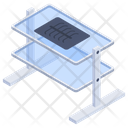 Scan Report X Ray Hospital Table Icon