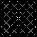 X Ray Skelenton Health Care Icon