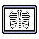 X Ray Radiology Interventional Radiology Icon