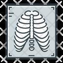 X Ray Xray Medical Icon