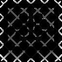 X Ray Skeleton Healthcare Icon