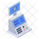 Hospital Bed X Ray Machine Patient X Ray Icon