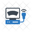 Xraymachine Medical Monitor Icon