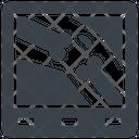 X Ray Bone Icon