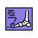 X Ray Report X Ray Radiograph Icon