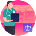 X Ray Report Icon