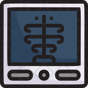 X Ray Screen Icon