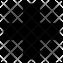 Xbox Cross Icon