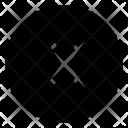 Xbox X Button Icon
