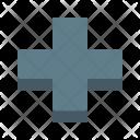 Xbox cross button Icon