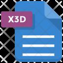 Xd File Document Icon