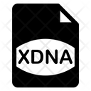 Xdna File Icon