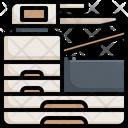 Xerox Machine Printer Machine Icon