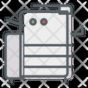 Xerox Machine Photocopy Machine Icon