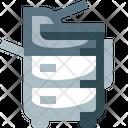 Xerox Machine Icon