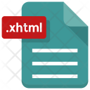 Xhtml File Icon