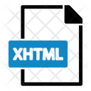 Xhtml File Extension Icon