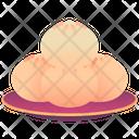 Chinese Food Dumpling Icon