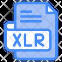 Xlr Document File Icon