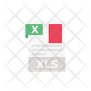 File Excel Document Icon