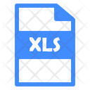 Xls File Xls File Icon