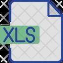 Document File Spreadsheet Icon