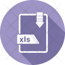 Xls Formats File Icon