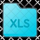 XLS Folder Icon