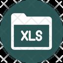 Spreadsheet Xls Xls File Icon