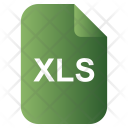 Xls Os File Icon