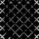Xlsx File Format Icon