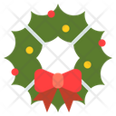 Xmas Christmas Wrenth Icon