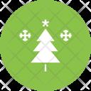Xmas Tree Star Icon