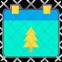 Xmas Calendar Icon