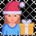 Xmas Gift Icon
