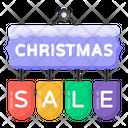 Xmas Sale Christmas Sale Sale Labels Icon