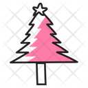 Xmas Tree Christmas Tree Decorative Tree Icon